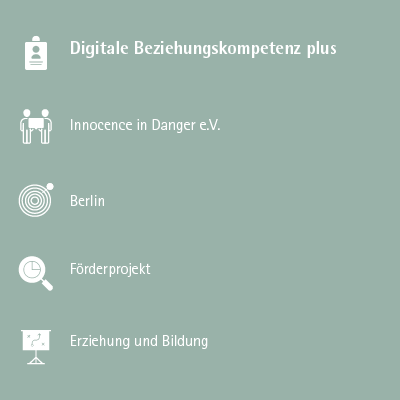 Digitale Beziehungskompetenz plus