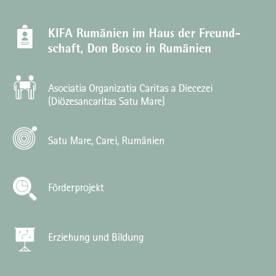 KIFA – Rumänien