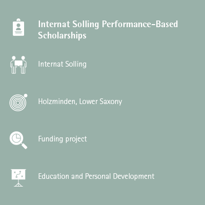 Internat Solling Performance-Based Scholarships