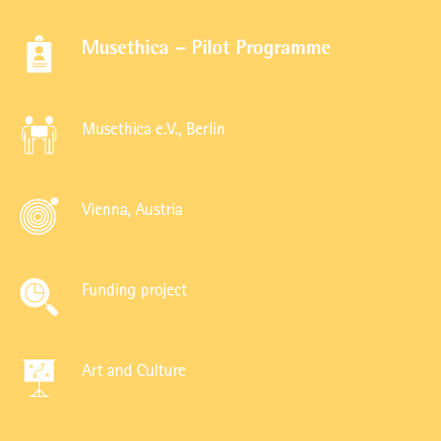 Musethica – Pilot Programme
