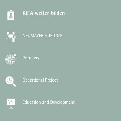 KIFA – WEITER BILDEN